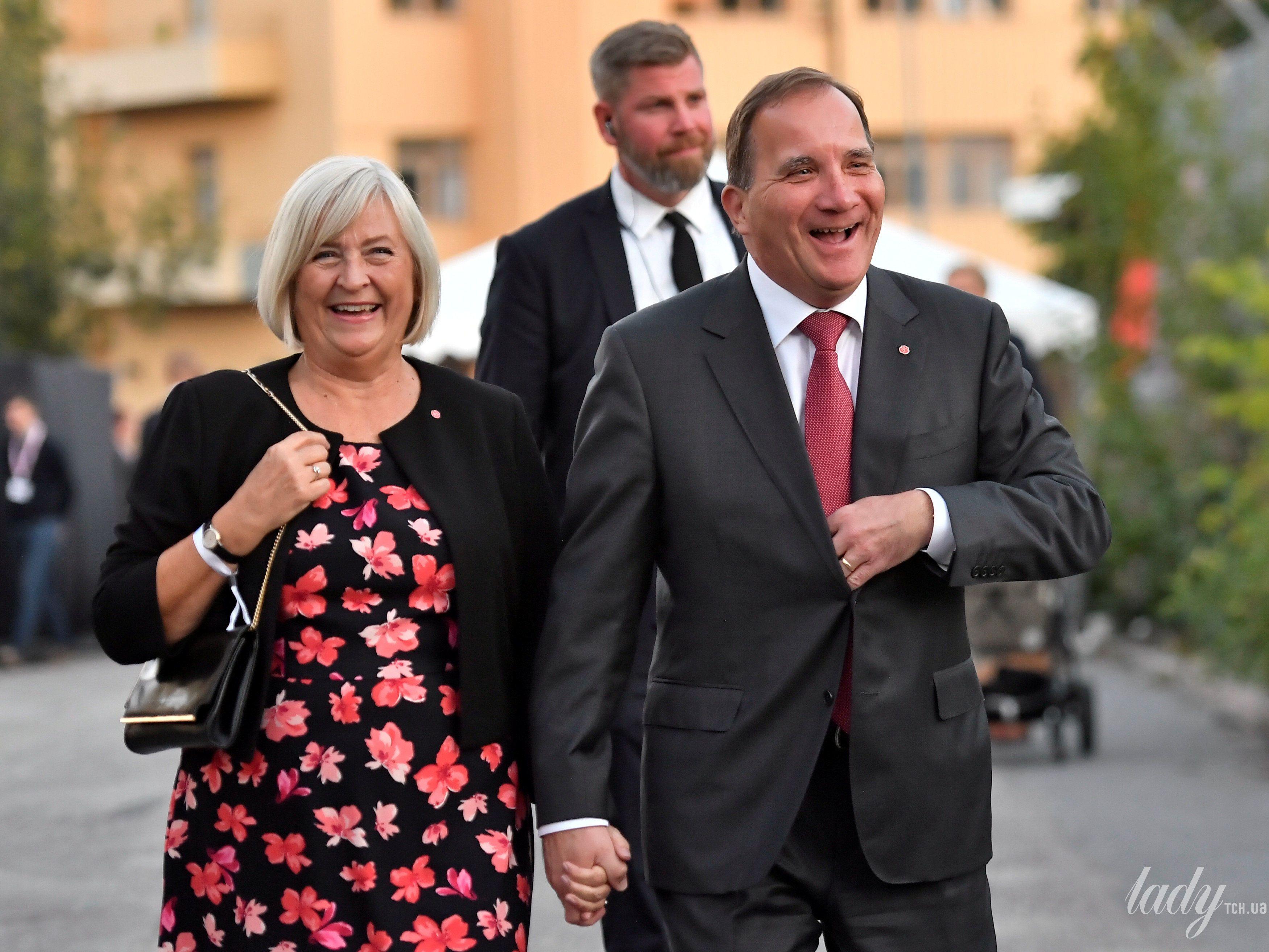 Жена премьер-министра Швеции_2