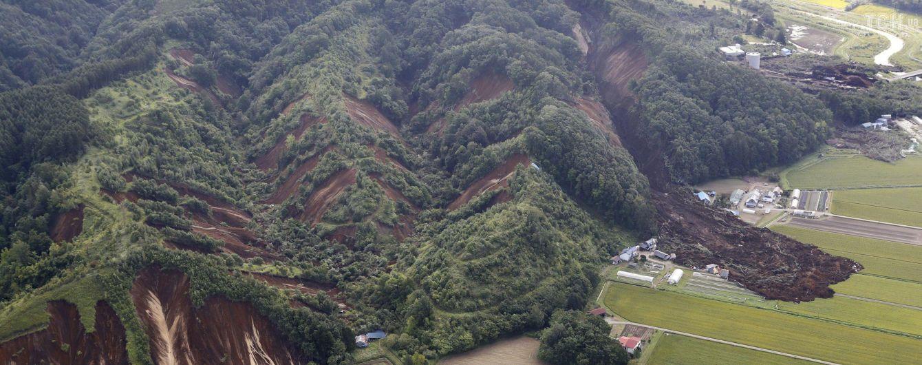 Японію струсонув потужний землетрус