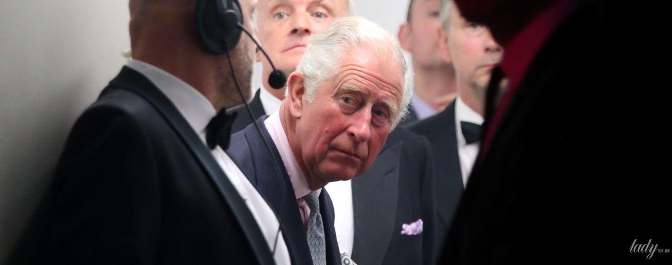 Принц Чарльз, напевно, здивувався: Ріта Ора прийшла на церемонію в панчохах і корсеті
