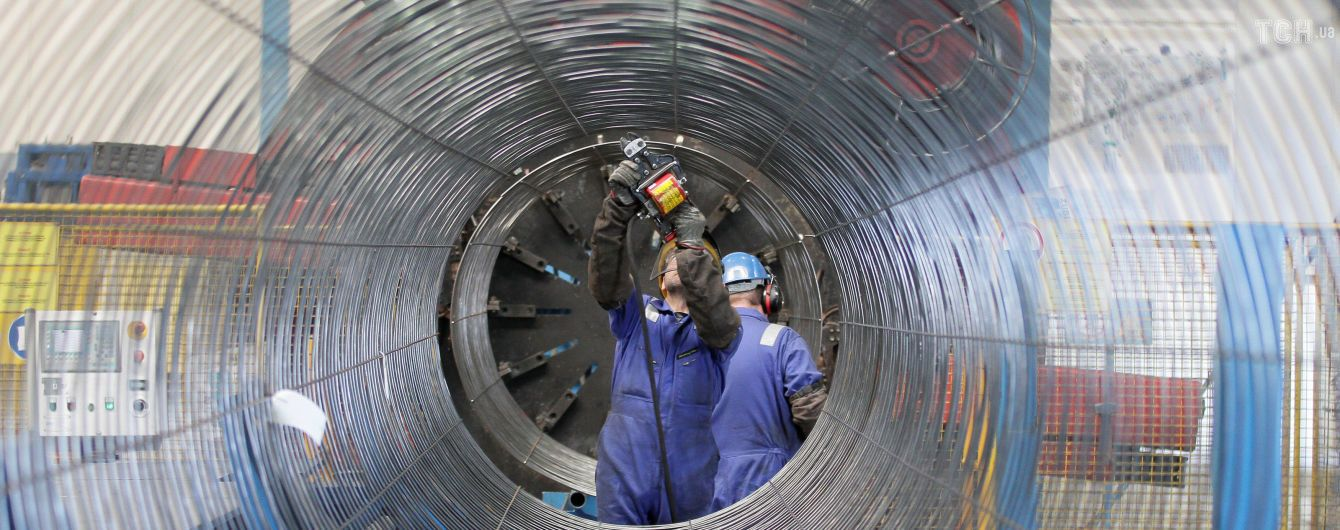 """У """"Газпромі"""" вважають, що """"Північний потік-2"""" розпочне роботу від початку 2020 року"""