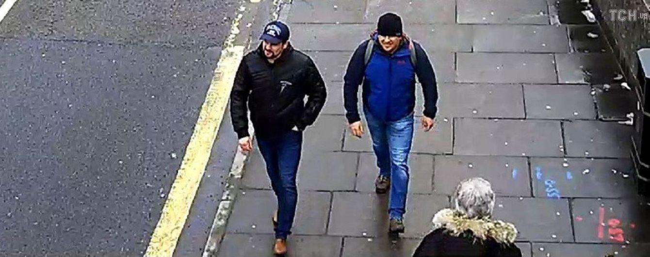 Премьер Британии обвинила офицеров ГРУ РФ в попытке убийства Скрипалей