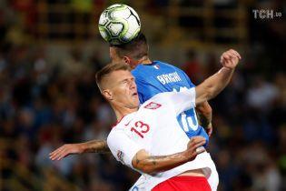 Лига наций. Италия благодаря пенальти ушла от поражения в игре с Польшей