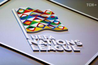 Стали відомі результати жеребкування фінальної стадії Ліги націй