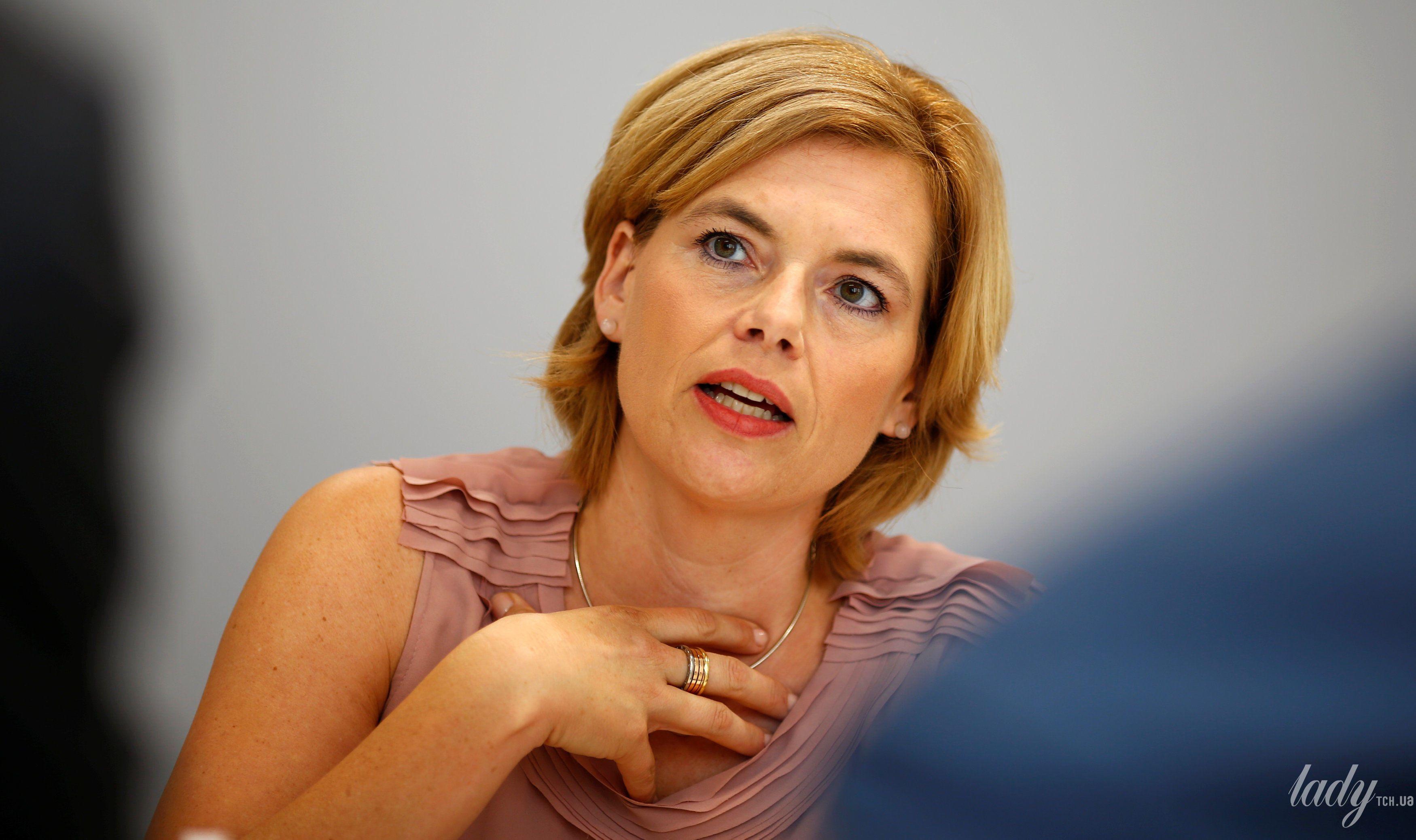 Министр сельского хозяйства Германии_2