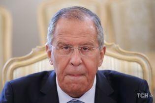 """Лавров заявил о невозможности встречи лидеров """"нормандской четверки"""" после убийства Захарченко"""