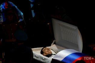 Кім Чен Ин висловив співчуття у зв'язку зі смертю Кобзона