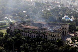 Утраченное наследие: фото опустошенного музея в Рио-де-Жанейро с высоты птичьего полета