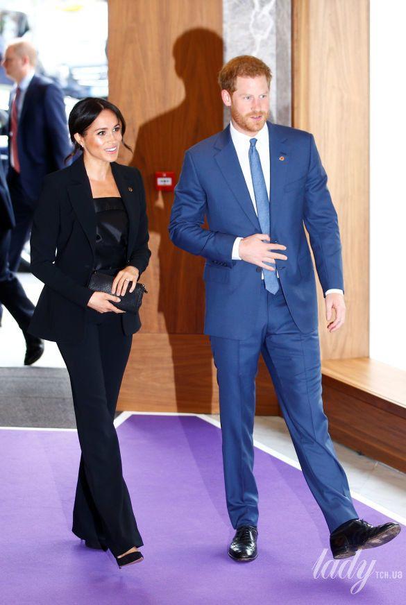 Герцогиня Сассекская Меган и принц Гарри_3