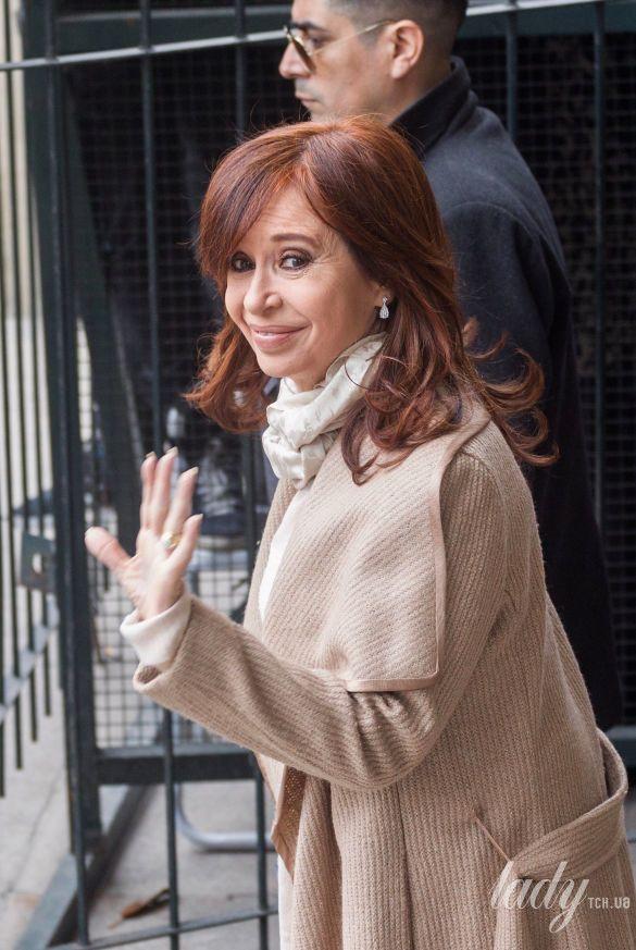 Бывший президент Аргентины Кристина Фернандес де Киршнер_4