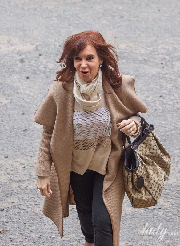 Бывший президент Аргентины Кристина Фернандес де Киршнер_1