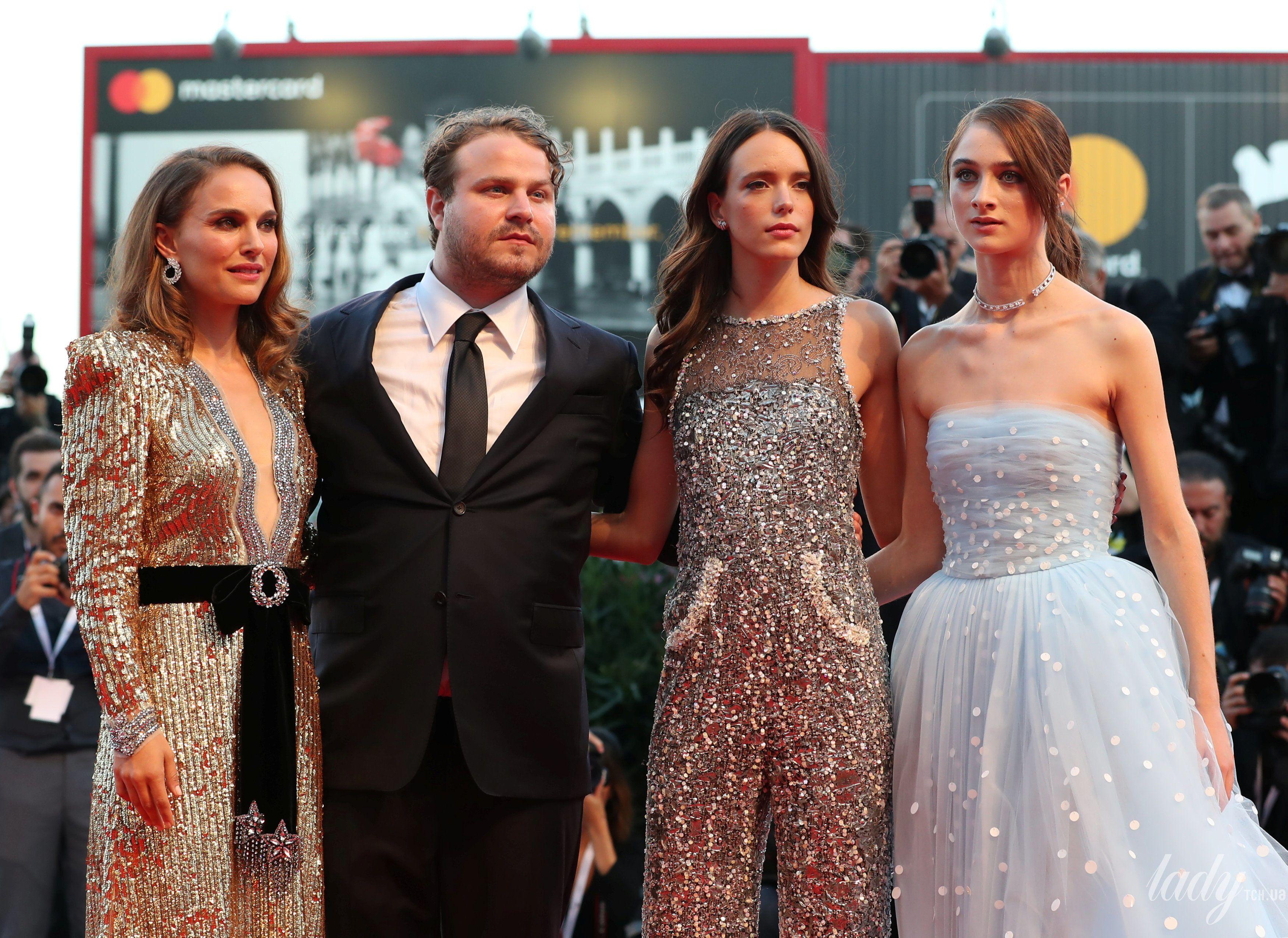 """Натали Портман на премьере фильма """"Vox Lux""""_5"""