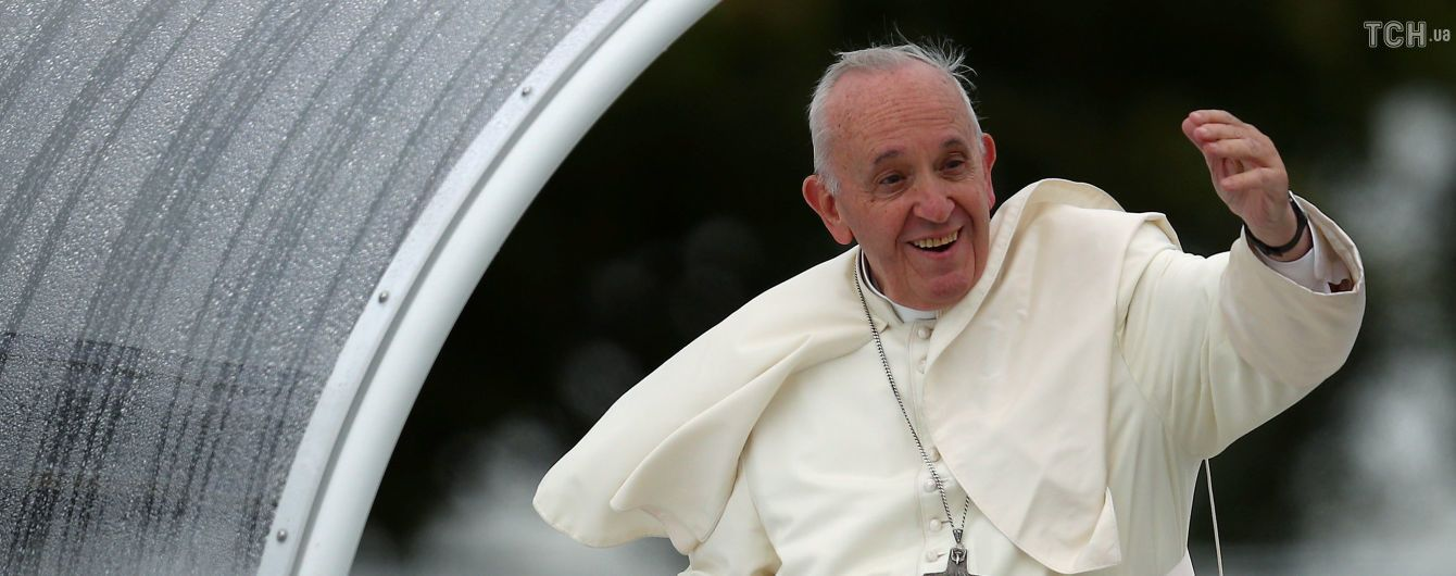 Папа Франциск призвал сицилийскую мафию отказаться от преступлений