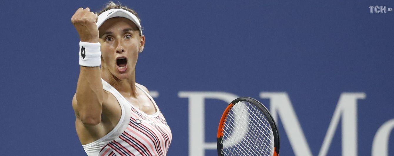 Цуренко одержала разгромную победу на старте турнира в Брисбене