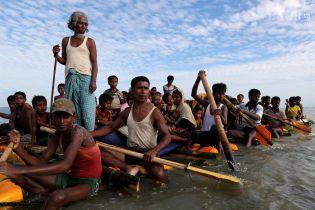 """ООН визнала """"геноцидними намірами"""" насильство армії М'янми проти народу рохінджа"""