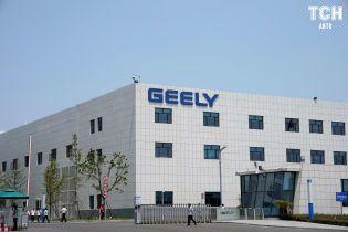 Geely открывает новый завод для выпуска крупных моделей