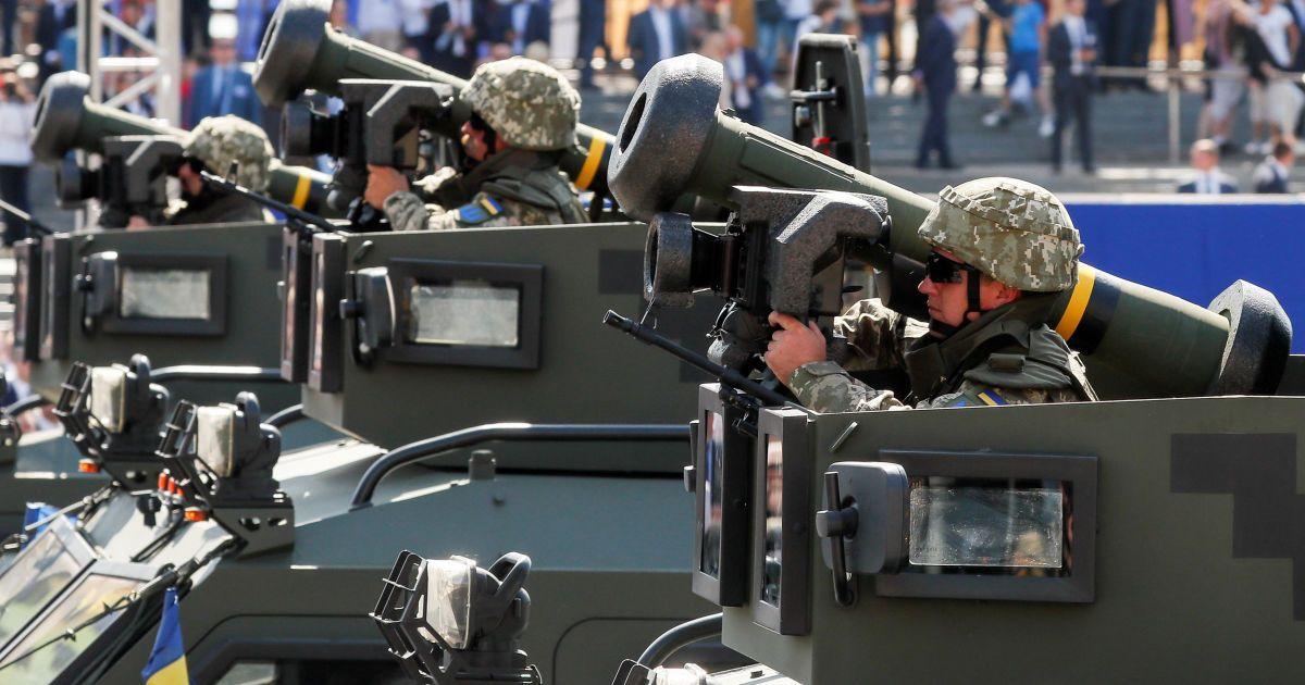 США предоставили Украине вооружения на 60 млн. долларов