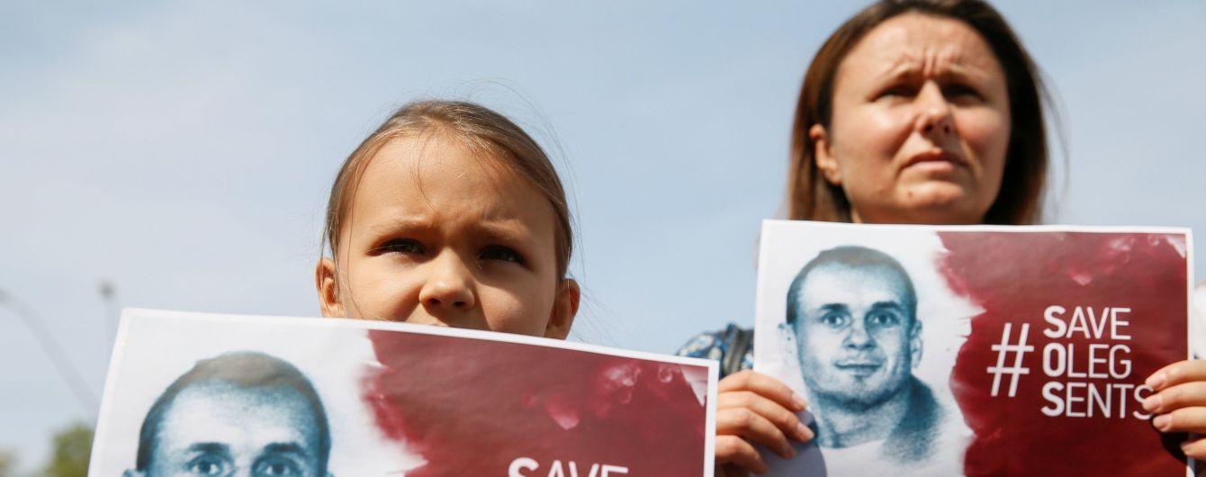 В Кремле прокомментировали слухи об обмене Сенцова на россиян, заключенных в США
