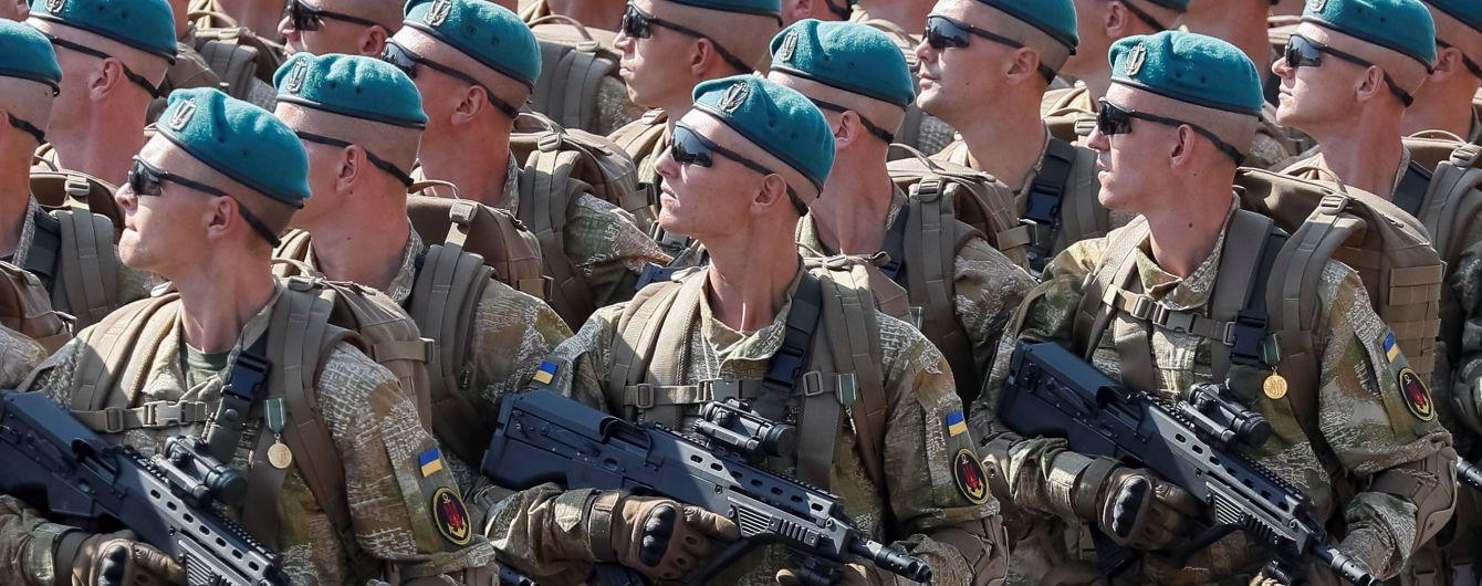 Українські офіцери керуватимуть міжнародною військовою бригадою