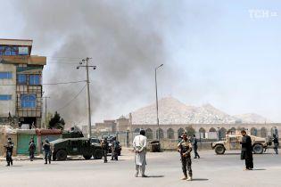 В Афганістані смертник підірвався біля виборчої дільниці