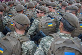 """Украинские военные впервые в истории поприветствовали лозунгом """"Слава Украине! – Героям Слава!"""""""