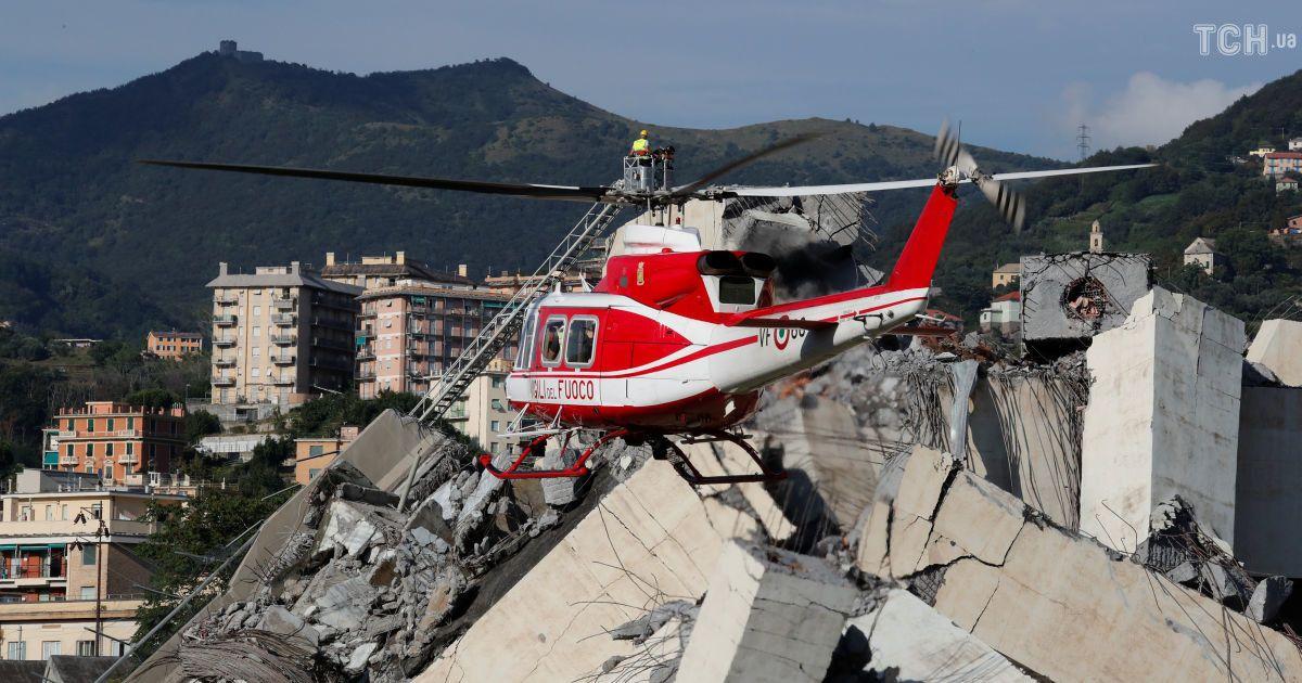 Падение моста в Геную может обернуться грандиозным разоблачением коррупции в Италии