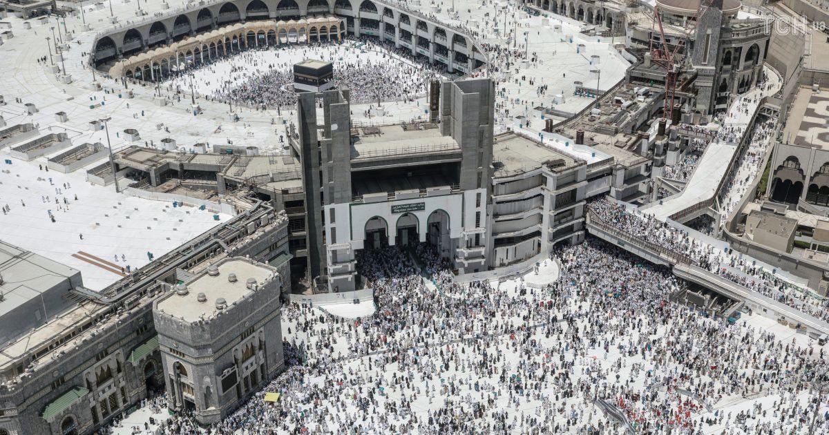 Мурашник із людей: Reuters показало, як 2 млн мусульман розпочали хадж у Саудівській Аравії