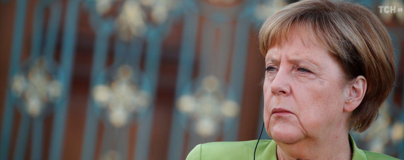 """Меркель заявила, что """"Северный поток-2"""" не поставит Германию в зависимость от российского газа"""