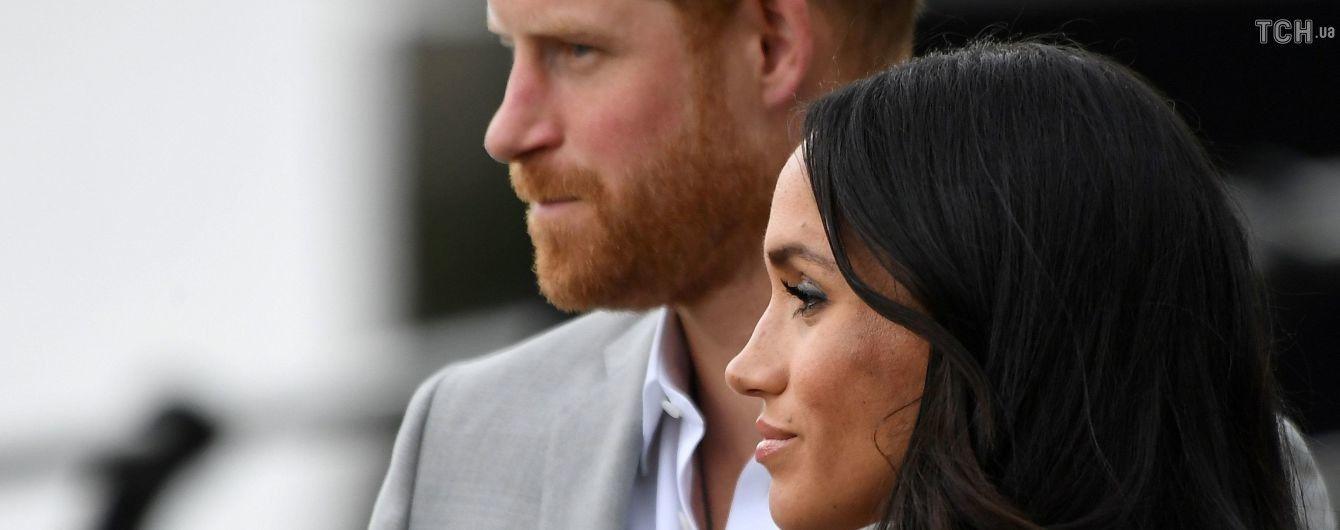 Принц Гаррі і Меган відмовилися від різдвяних канікул з Вільямом та Кейт