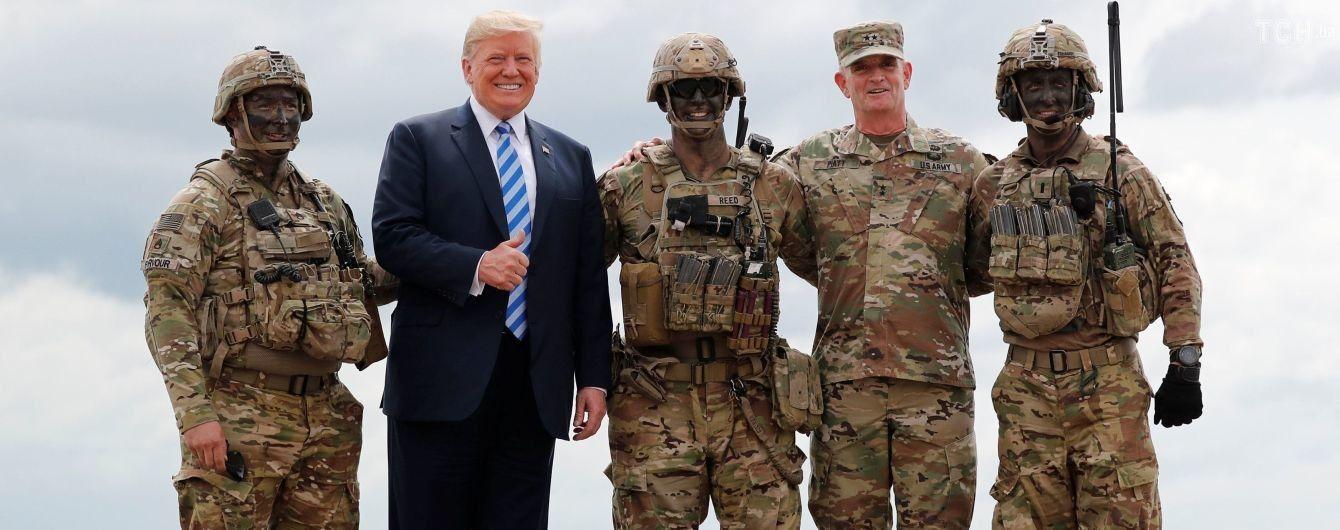 Трамп отдал приказ вывести войска США из Сирии