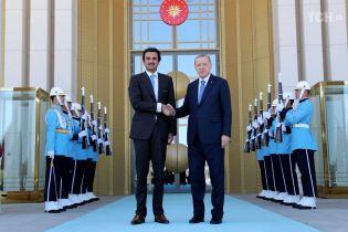 Спасение от кризиса. Катар вложил в экономику Турции 15 миллиардов долларов прямых инвестиций