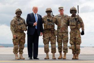 Трамп віддав наказ вивести війська США із Сирії