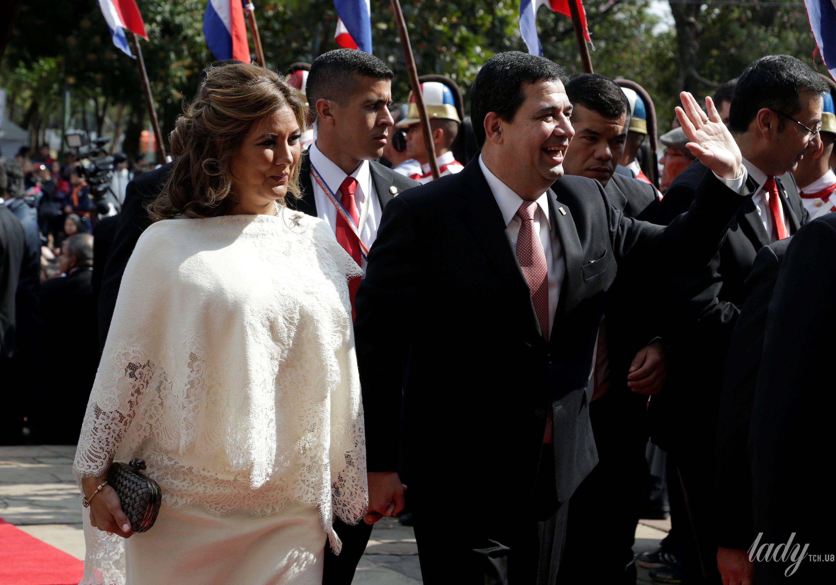 Жена вице-президент Парагвая_1