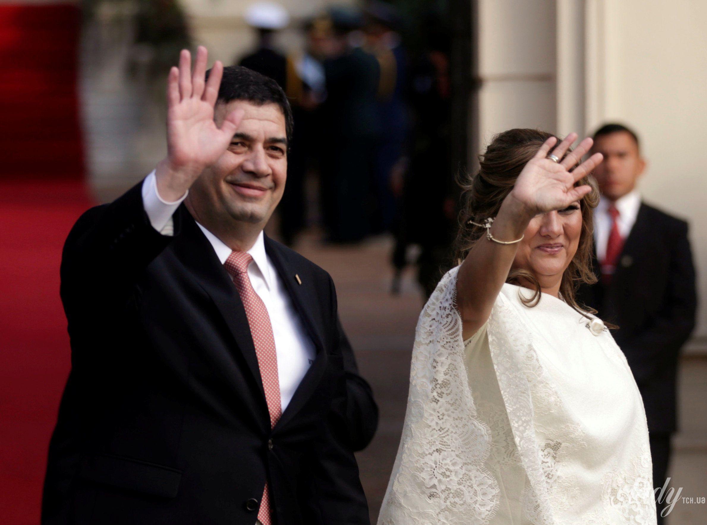 Жена вице-президент Парагвая_2
