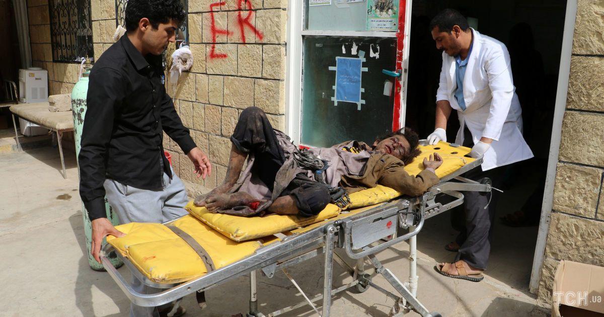 В Йемене в результате авиаударов погибли минимум 26 детей