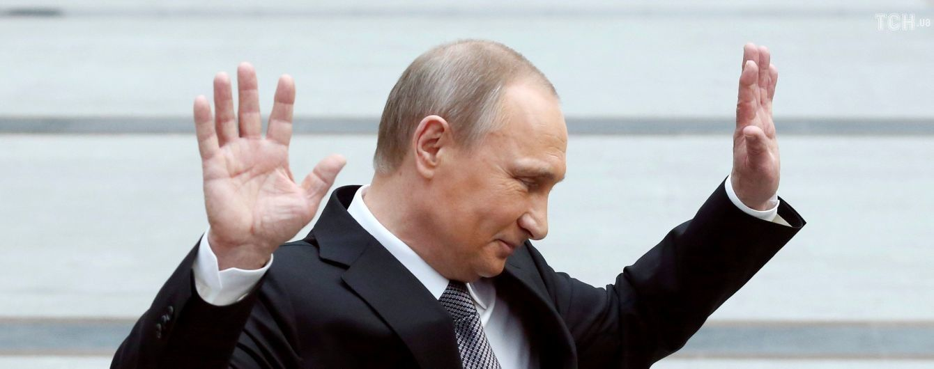 Путін не привітав Порошенка із Новим роком