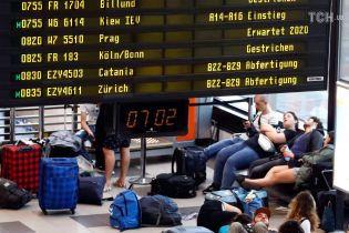 Аеропорт Будапешта закрили на кілька годин після інциденту з контейнером з Росії - ЗМІ