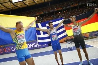 Украина выиграла еще одну медаль Чемпионата Европы по легкой атлетике