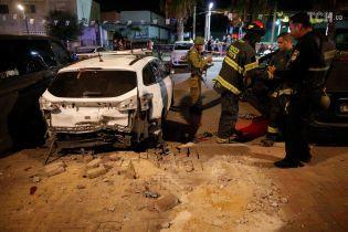 Из Сектора Газа по Израилю выпустили 70 ракет: снаряды попали в жилые дома, есть раненые