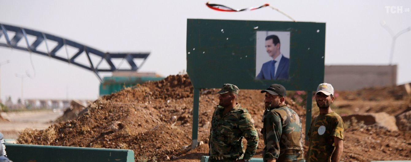 Фриланд предостерегла Асада от использования химоружия