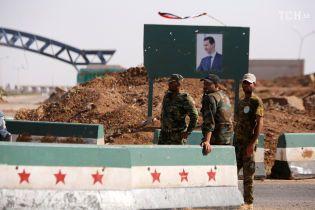 Фріланд застерегла Асада від використання хімзброї