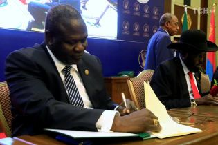 В Южном Судане закончилась пятилетняя гражданская война