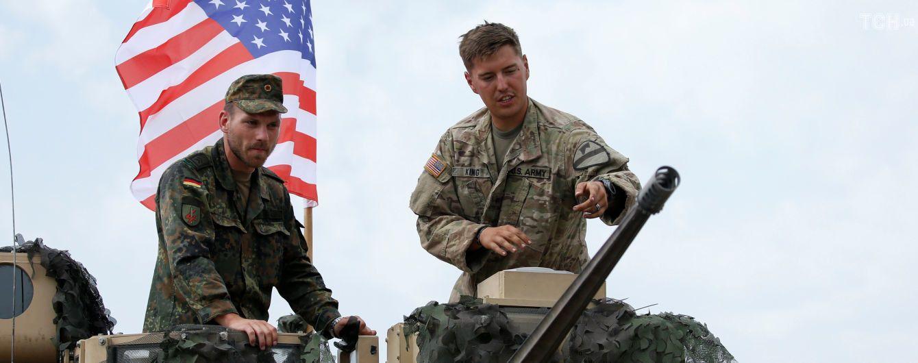 США перебросят в Германию 1,5 тысяч своих военных