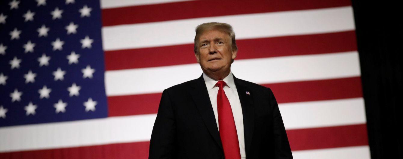 Трамп прокомментировал перенос военного парада в США на 2019 год