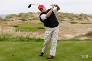 Порожній Білий дім. Більшу частину президентства Трамп провів у шикарних резиденціях та на полях для гольфу