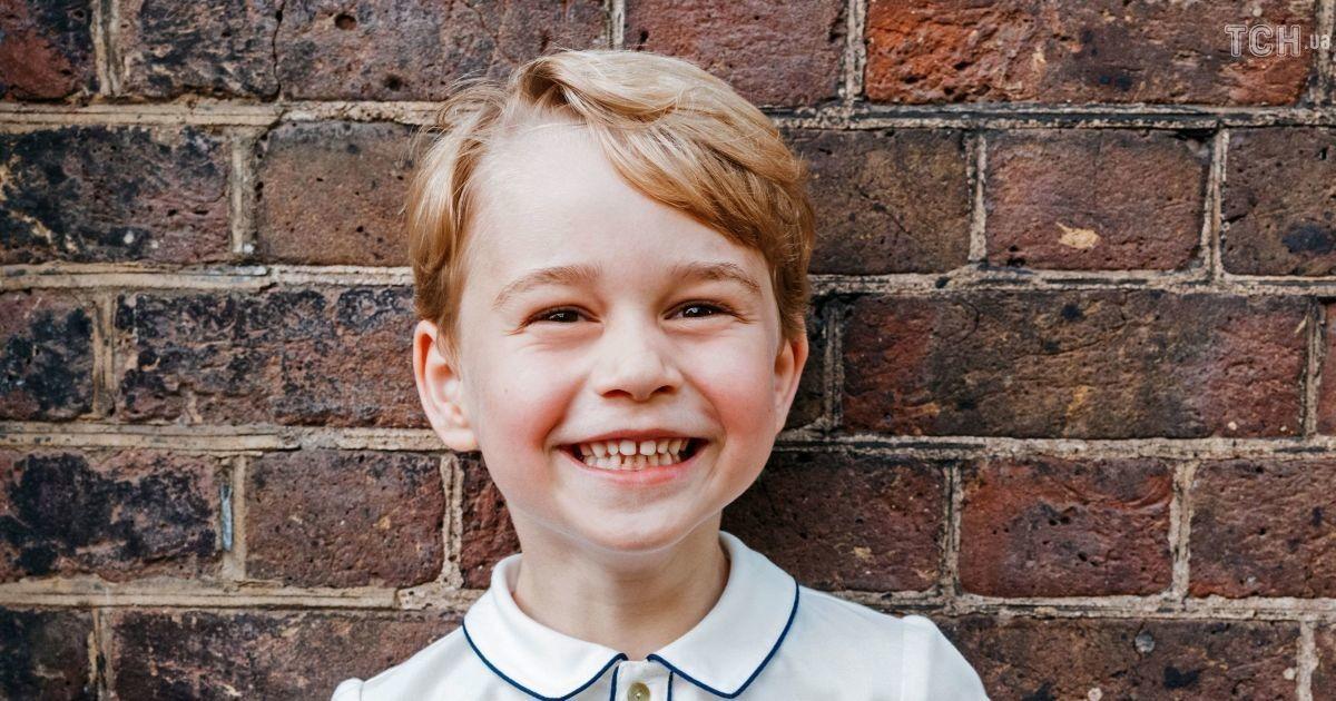 Кейт Миддлтон рассказала о ласковых отношениях 5-летнего принца Джорджа с папой