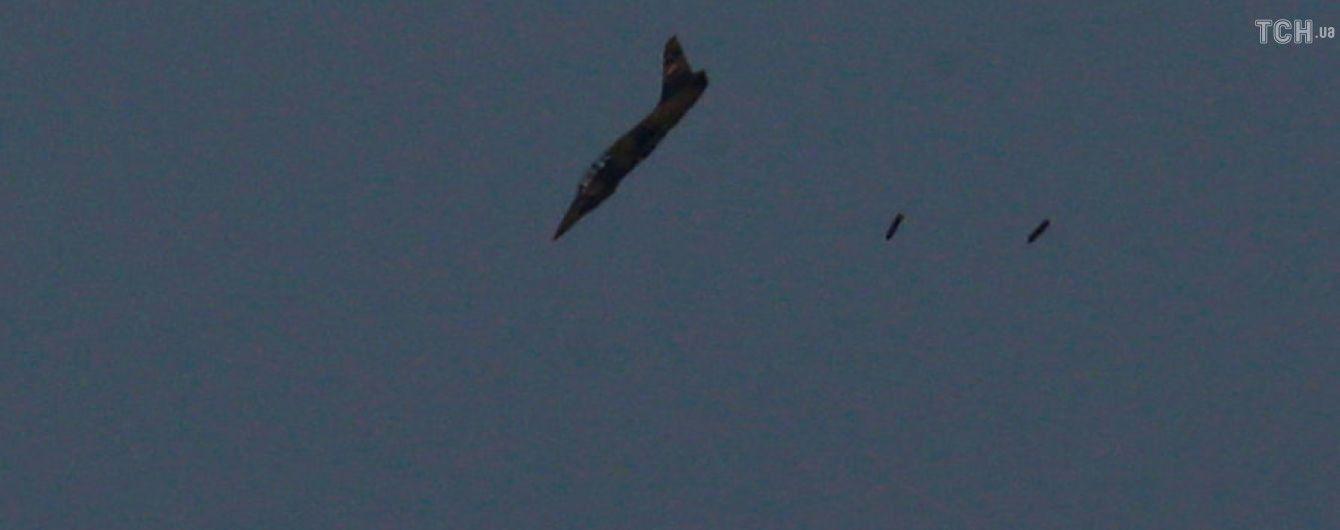 Пілот збитого Ізраїлем сирійського літака загинув - ЗМІ