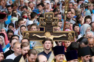 Представители УПЦ МП, которые побывали на встрече с Порошенко, заявили о безумном давление