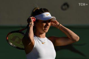 Свитолина вышла в четвертьфинал турнира в Монреале