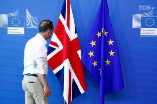 Совет ЕС утвердил проект соглашения о Brexit