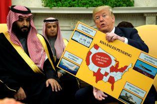 """Трамп хоче створити """"Арабське НАТО"""" для протидії Ірану"""